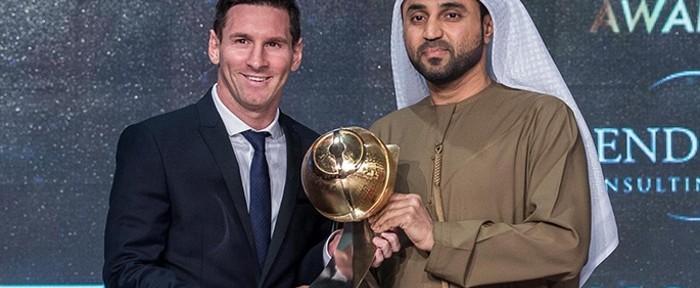 Globe Soccer Award 2015-ის გამარჯვებულები გამოვლინდნენ