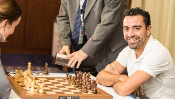 Xavi chess