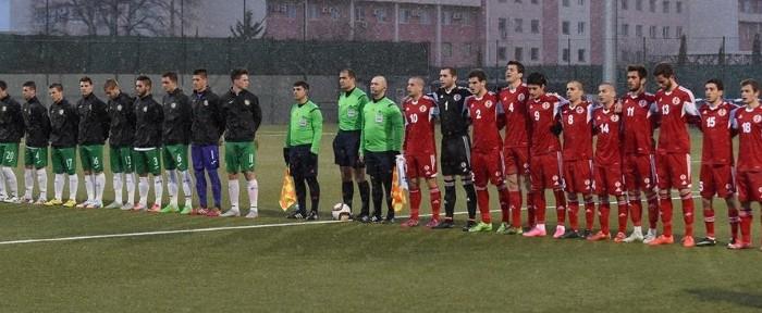 საქართველო (U19) – ბულგარეთი (U19) – 2:0