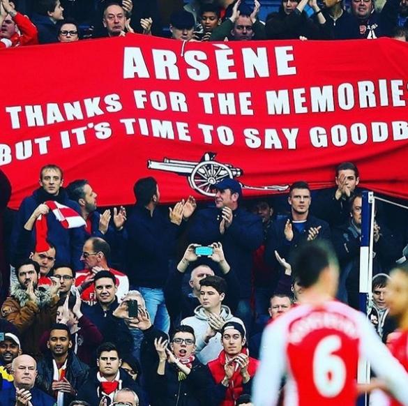 Banner Arsenal