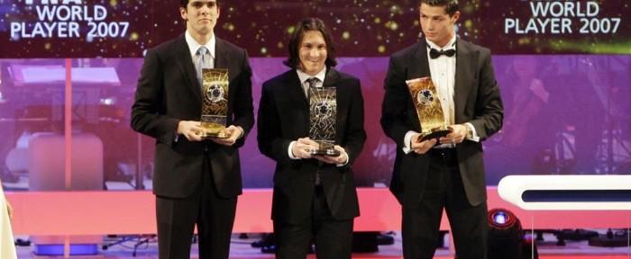 """კაკა: """"მესი გენიოსია, რონალდუ – თანამედროვე ფეხბურთის სახე"""""""