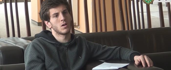 """ლაშა დვალს """"შლიოსკში"""" პოლონური ენის გაკვეთილებს უტარებენ (ვიდეო)"""