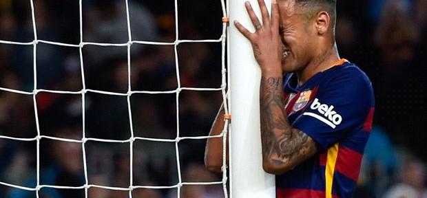 ნეიმარს ესპანური ფეხბურთის ასოციაციამ შესაძლოა დისკვალიფიკაცია მიუსაჯოს