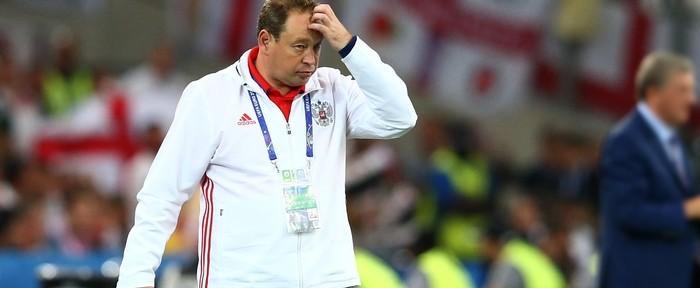"""სლუცკი: """"მგონია, რომ რუსეთის ნაკრები კიდევ მოუმატებს"""""""