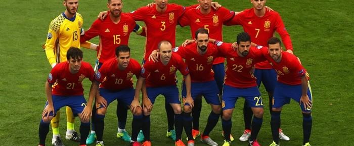 ესპანეთის ნაკრებმა ევროპის ჩემპიონატზე რეკორდი დაამყარა
