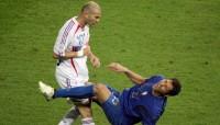 Zinedine Zidane - Marco Materazzi