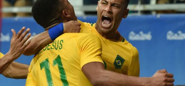 რიო 2016: ბრაზილიის საფეხბურთო ნაკრებმა პირველი შეხვედრა მოიგო და მეოთხედფინალში გავიდა