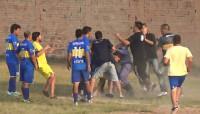 Fútbol violento