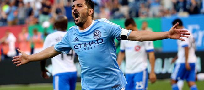 MLS: დავიდ ვილია წლის საუკეთესო ფეხბურთელის პრიზისთვის იბრძოლებს, ვიეირა – მწვრთნელის