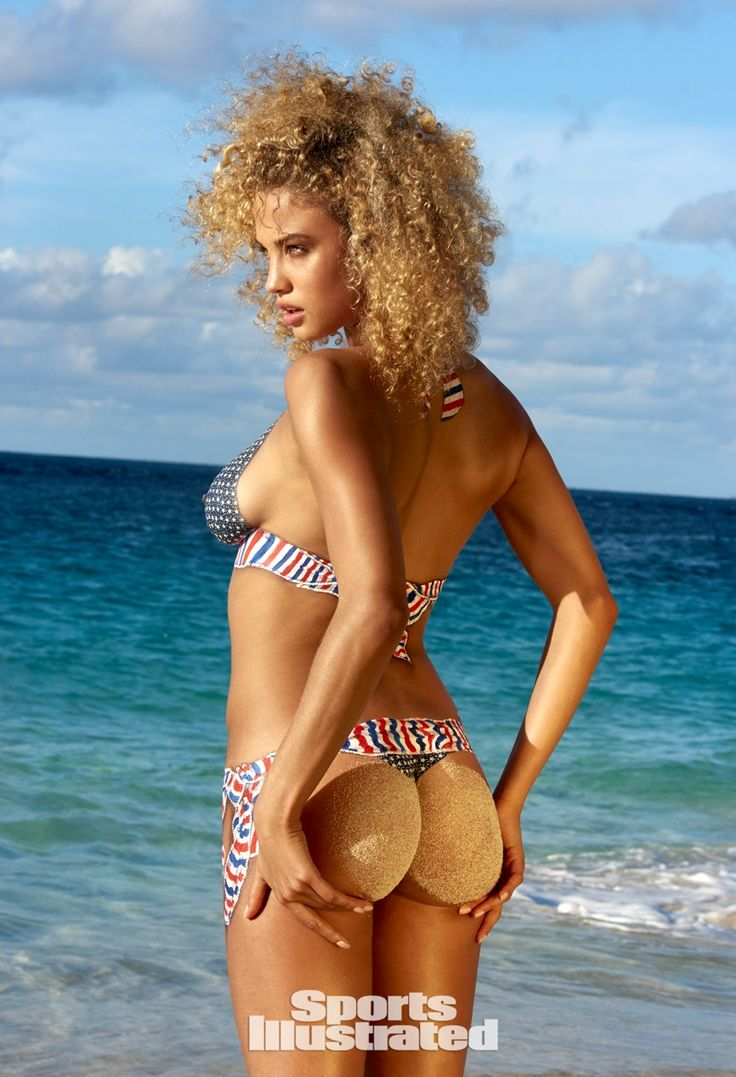 Swimsuit 2015: St. Johns Bodypaint Rose Bertram NA/St. Johns, U.S. Virgin Islands 12/3/2014 X158909 TK4 Credit: Yu  Tsai