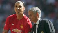 Jose Mourinho - Zlatan Ibrahimovic