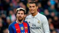 Leo Messi - Cristiano Ronaldo