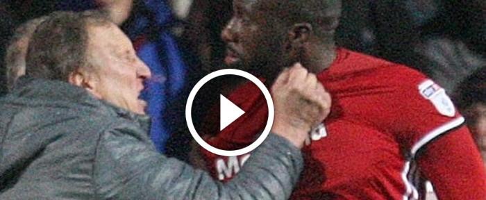"""""""კარდიფის"""" გაძევებული ფეხბურთელი საკუთარ მწვრთნელს დაუპირისპირდა (ვიდეო)"""