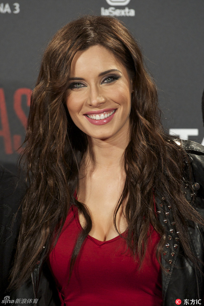 March 1, 2012 - Madrid, Spain - Pilar Rubio attends 'Red Lights's Premiere at Capitol Cineme in Madrid