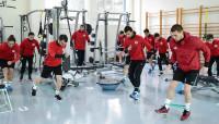 Georgia training