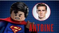Griezmann superman