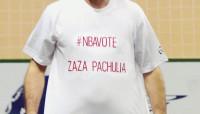 #NBAVOTE ZAZA PACHULIA