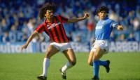 Ruud Gullit - Diego Maradona