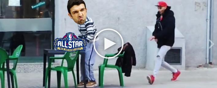 Yahoo-ს ვიდეო All Star-ის გამოკითხვის შედეგების გამოქვეყნების შემდეგ (ვიდეო)