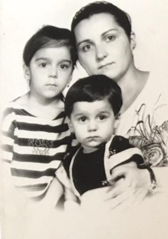 mkhitaryan mother