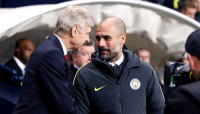 Arsene Wenger - Pep Guardiola