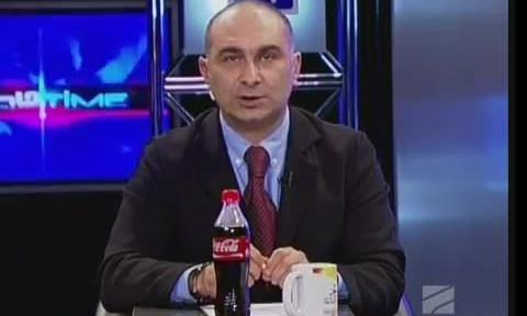 """დიმიტრი ობოლაძე ტელეკომპანია """"იმედში"""" იმუშავებს"""