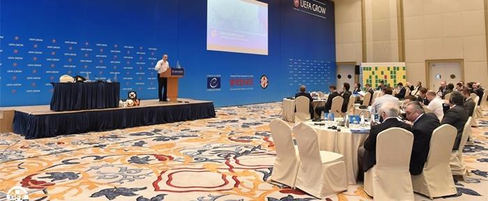 UEFA GROW სამიტი დასრულდა