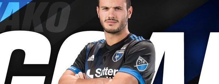 """ვაკო ყაზაიშვილის """"სან ხოსე"""" MLS-ის პლეი-ოფში გაანადგურეს"""