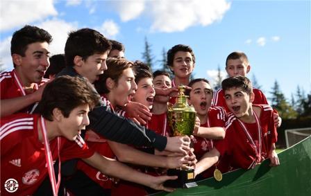 """13-წლამდე """"რეგიონთა თასის"""" გათამაშებაში გამარჯვება კვლავ თბილისმა მოიპოვა"""
