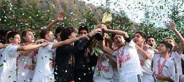 14-წლამდე რეგიონთა თასის გამარჯვებული თბილისის ნაკრები გახდა14-წლამდე რეგიონთა თასის გამარჯვებული თბილისის ნაკრები გახდა