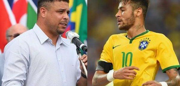 """რონალდო: """"ბარსელონა"""" ბრაზილიელებს ყოველთვის ცუდად ექცევა"""""""