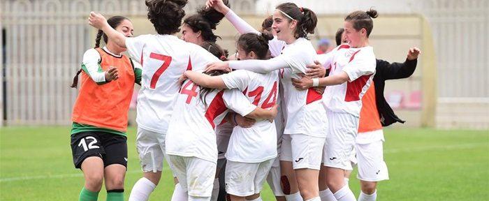 16-წლამდელმა გოგონათა ნაკრებმა უეფას განვითარების თასი მოიგო!