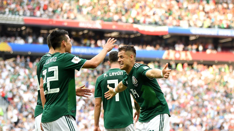 პირველი სენსაციაც გამოცხვა: მექსიკამ გერმანიას მოუგო (ვიდეო)