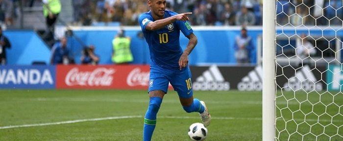 ბრაზილიამ მსოფლიოს ჩემპიონატზე პირველი გამარჯვება მოიპოვა (ვიდეო)