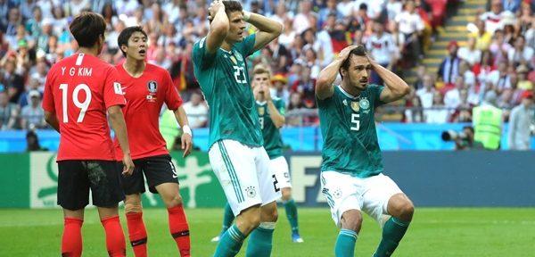 შოკი: გერმანია მსოფლიოს ჩემპიონატს გამოეთიშა! (ვიდეო)
