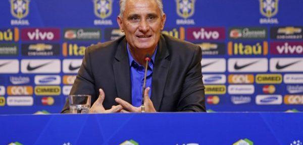 """ტიტე: """" პლეი-ოფში ბრაზილიის ნაკრები კიდევ უფრო კარგად ითამაშებს"""""""