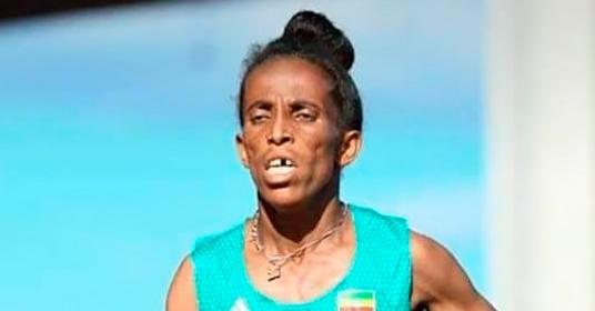16 წლის ეთიოპიელი გოგონა, რომელმაც მსოფლიო ჩემპიონატზე ყველა გააოცა [ + ფოტოგალერეა ]