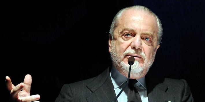 """""""ნაპოლის"""" პრეზიდენტი იტალიური კლუბის ყიდვას გეგმავს"""