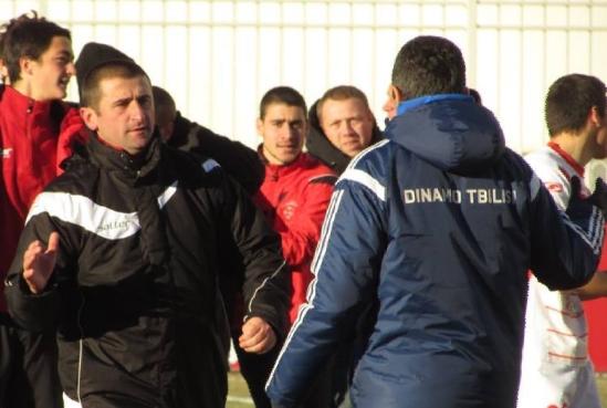 """""""საბურთალოს"""" 19-წლამდე გუნდს გიორგი ჭელიძე უხელმძღვანელებს"""