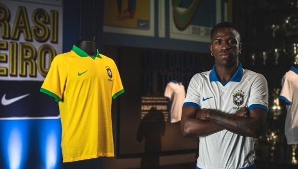 ბრაზილიის ნაკრებს ახალი ფორმა აქვს