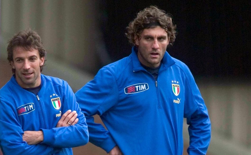 იტალიური ფეხბურთის ვარსკვლავები სამწვრთნელო კურსს გაივლიან